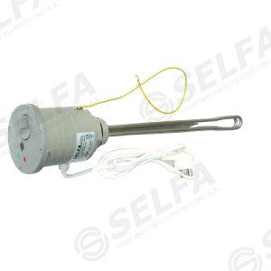 ТЭН 44.125.1(EJK-2500) 230В 2500Вт с терморегулятором