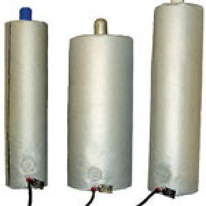 Греющие одеяла для газовых баллонов